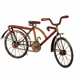 MIDWEST CBK Antique Bicycle Figure