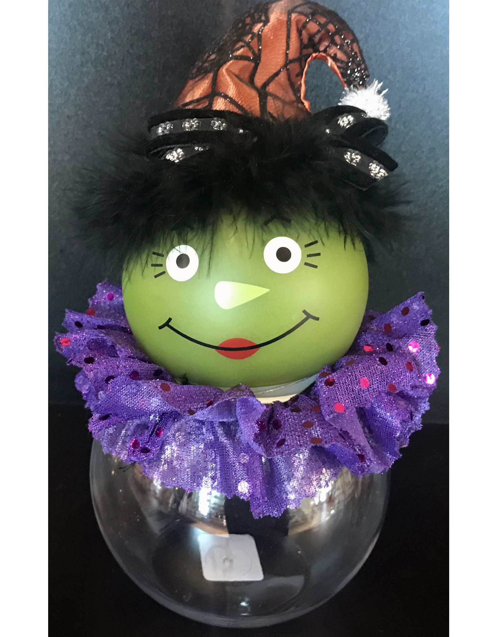 MIDWEST CBK Witch Candy Container
