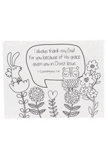 Christian Art Gifts Coloring Cards Creative Expression