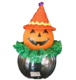 MIDWEST CBK Pumpkin Candy Container