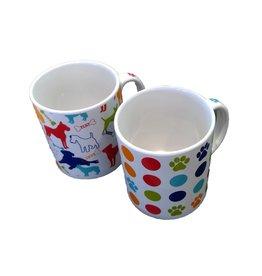 Friends Mug - Stoneware G! Dog