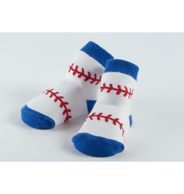 Mud Pie Baseball Socks