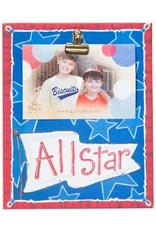 All Star Canvas Clip Frame 8x10