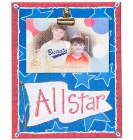 All Star Canvas Clip Frame 8x10