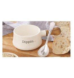 Mud Pie MP Dip Pot - CRAB