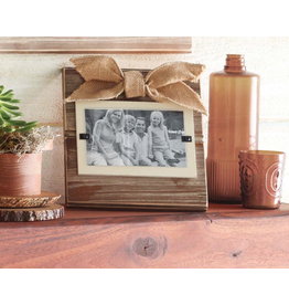 Mud Pie MP NATURAL SMALL FRAME