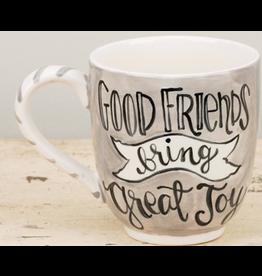 Good friends jumbo mug