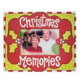 Holly CHRISTMAS MEMORIES Frame 10x12
