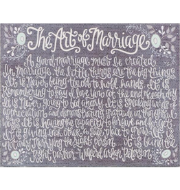 THE ART OF MARRIAGE Magnet