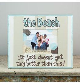 THE BEACH Frame 10X12