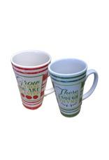 Stoneware Latte Mug (16 oz)