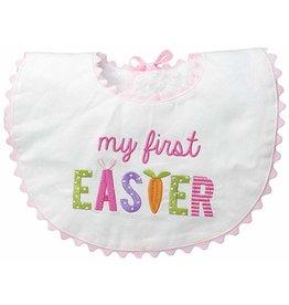 Mud Pie My First Easter Bib