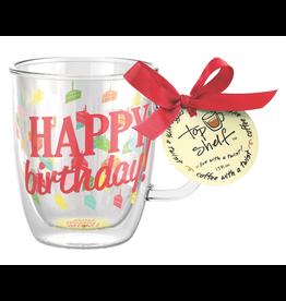 Top Shelf Mug - HAPPY BIRTHDAY