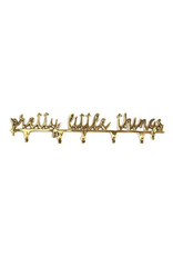 8 Oak Lane PRETTY LITTLE THINGS Wall Hook