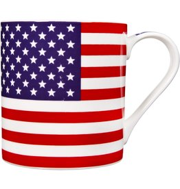 Home Essentials American Flag Mug (17 oz)