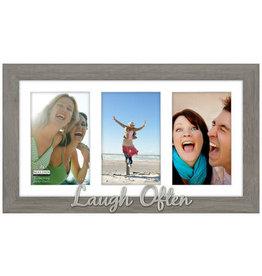 Malden 3-OP LAUGH OFTEN Frame