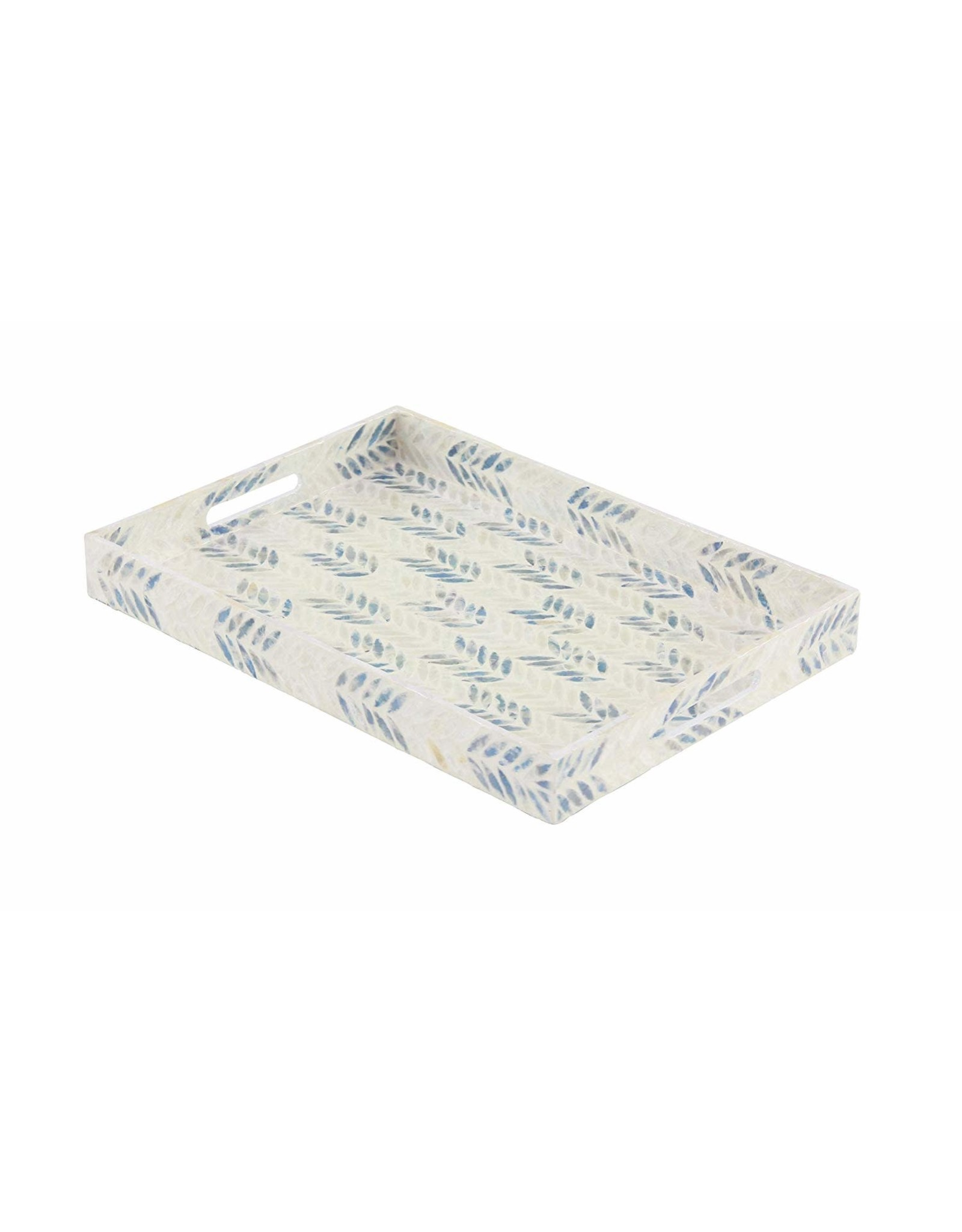 UMA ENTERPRISES INC. Mop Lacquer Tray S/3