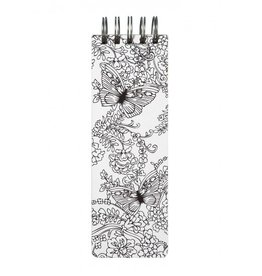 C R Gibson Earth Flowers Tall Flip