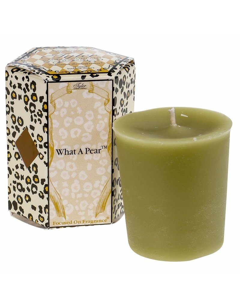 Tyler Candle Company WHAT A PEAR