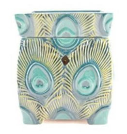 Tyler Candle Company Exotic Peacock Fragrance Warmer