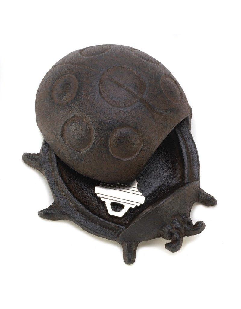 UMA ENTERPRISES INC. Ladybug Hide-a-Key
