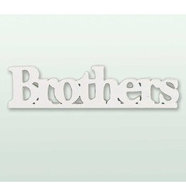 Brothers Magnet