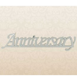 Anniversary Magnet (Silver)