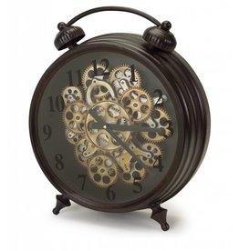 Tabletop Clock w/working gears
