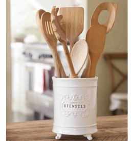 Mud Pie CIRCA UTENSIL HOLDER