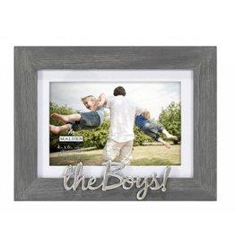Malden 4X6/5X7 THE BOYS GRAY FRAME