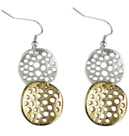 Anna nova Inspiration Earrings Gold