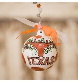 U of TEXAS Ornament