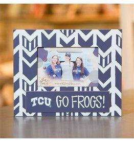 TCU GO FROGS Frame