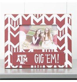 A&M GIG 'EM Frame