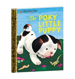 Hardcover - Poky Little Puppy