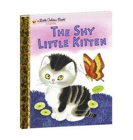 Hardcover - Shy Little Kitten