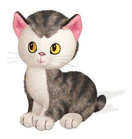 Shy Little Kitten Soft Toy