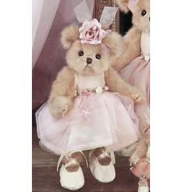 The Bearington Collection Tiny Toe Shoes Bear