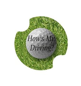 CAR HOW'S MY DRIVING