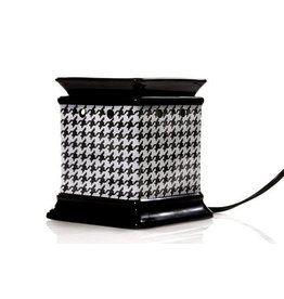 DRAKE DESIGN Decal Fragrance Warmer (Houndstooth)