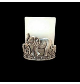 ALL FOR GIVING ELEPHANT VOTIVE CANDLE