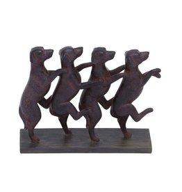 UMA ENTERPRISES INC. Dancing Dogs