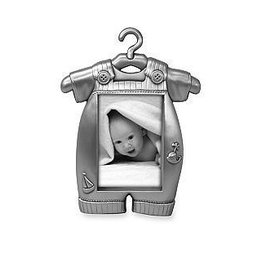 BABY BOY'S OUTFIT PEWTER