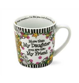 BROWNLOW GIFT Suzy Toronto Mug - DAUGHTER