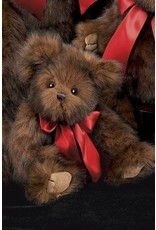 Bearington Collection Baby Heartford Plush