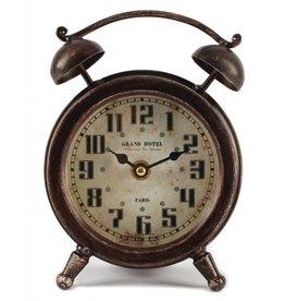 Antiqued Grand Hotel Clock