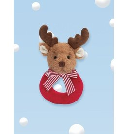 Bearington Collection Lil Reindeer Rattle