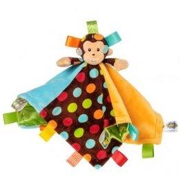 Dazzle Dots Monkey Character Blanket