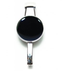 Black Agate Purse Hanger combo