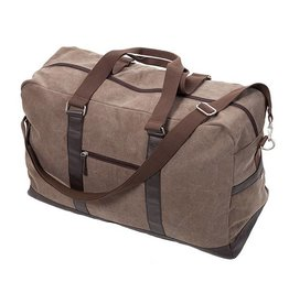 OCCASIONALLY MADE Men's Duffle- Brown